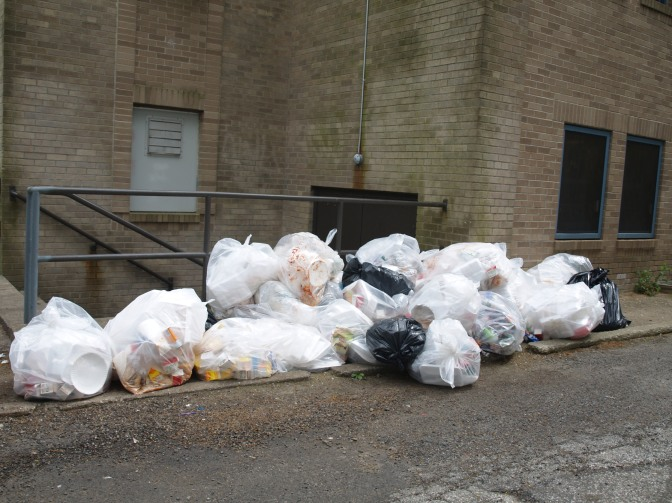 "Where is ""away""….. the story of garbage in Westchester Ct."