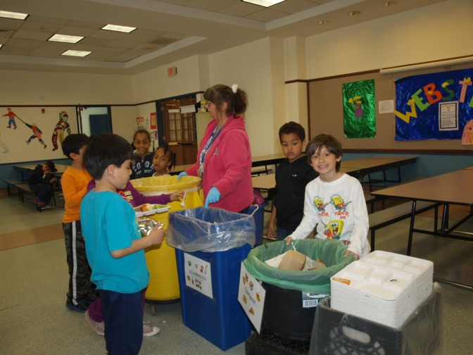 Larchmont /Mamaroneck Zero Waste Initiative Recommends We Future Cycle School Recycling Program