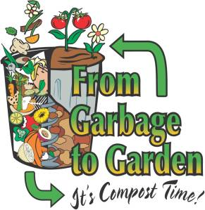 Recycle Garbage to Garden