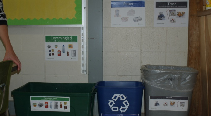 Hastings-on-Hudson Schools Launched Extensive Recycling Program