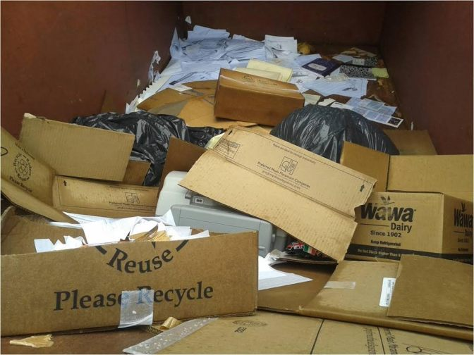 Setting Up A Recycling Program…..ha, how difficult can that possibly be?