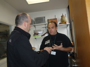Alan Levin, Food Service Direct with Chartwell