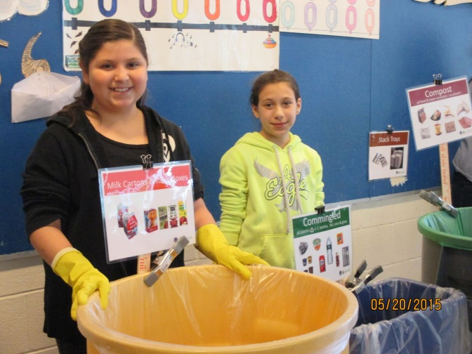 New Rochelle Columbus Students are making a huge difference