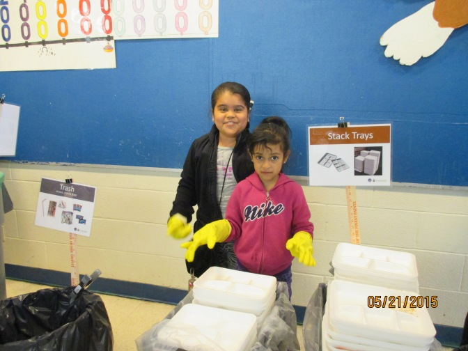 New Rochelle Columbus Parents Eagerly Helping Students To Learn About Sustainability