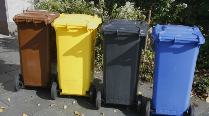 Waste Management in Germany, 87% recycling rate