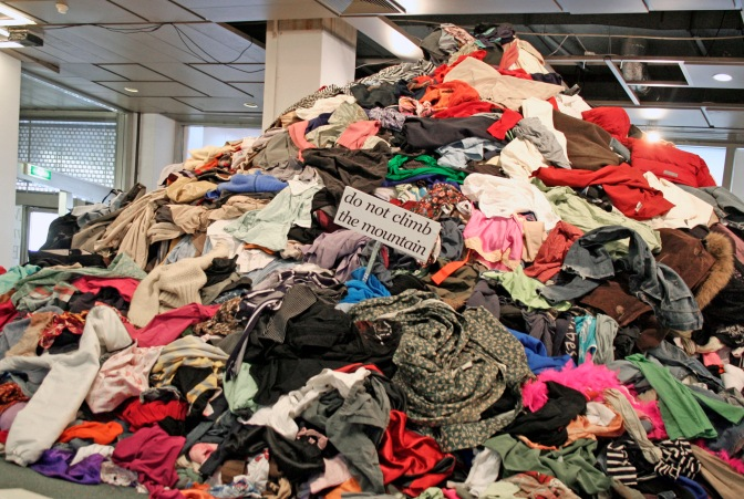 New Rochelle's Elementary Schools Recycle 2,000 lbs of Textiles In 3 Months.