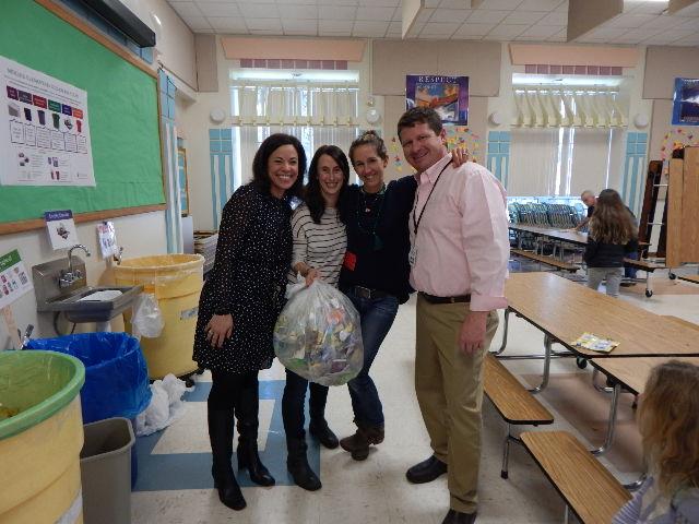 Rye's Midland Elementary School Reduces Waste by 97%