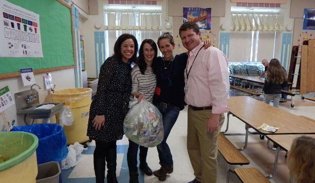 Rye's Midland Elementary School Reduces Waste by 97%