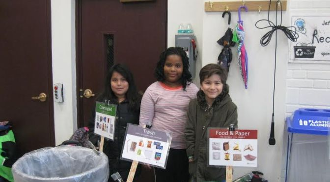 Meet New Rochelle Jefferson's Green Star Students
