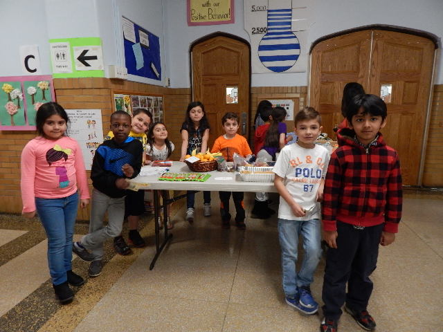 New Rochelle Barnard Students Fundraising To Cut Down On Trash