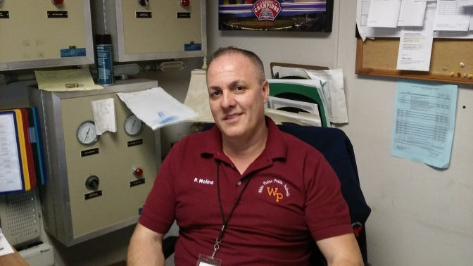 Report From the Trenches: Head Custodian Talks about Recycling Program