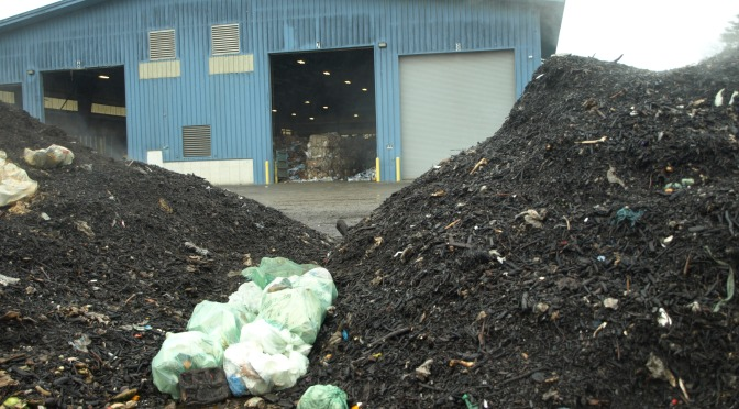 Town of Greenburgh Eyeing To Operate Westchesters First Food Composting Site