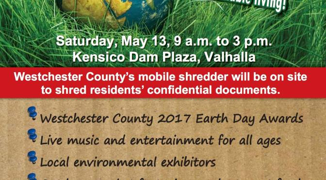 We Future Cycle White Plains and New Rochelle Schools To Receive Westchester County Earth Day Award