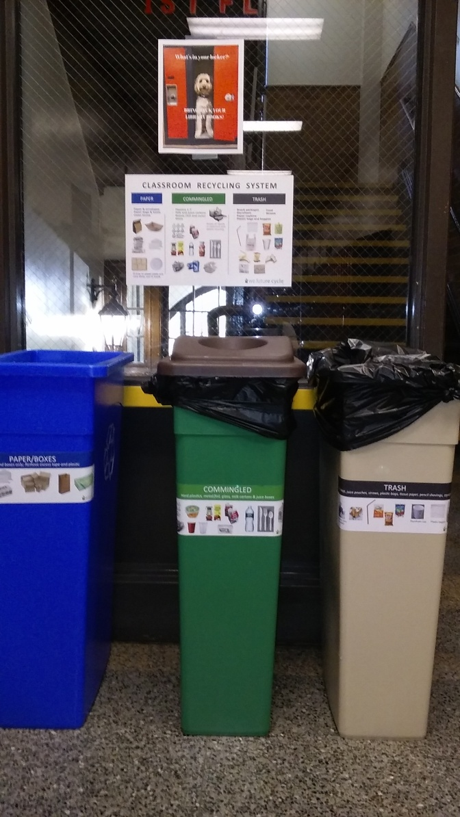 White Plains Schools Racing Toward Zero Waste