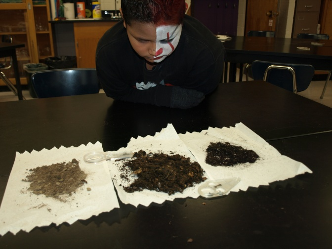 New Rochelle Middle School is Digging Soil To Combat Climate Change