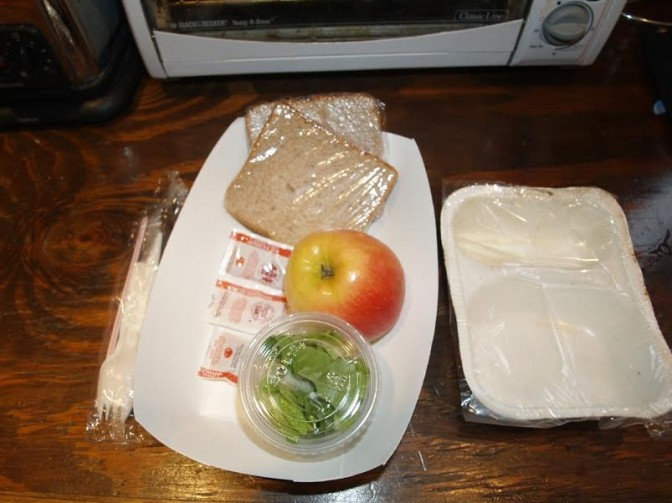 Pre-Portioning in School Cafeterias….. The Cost Of For-Profit Convenience To Tax Payers