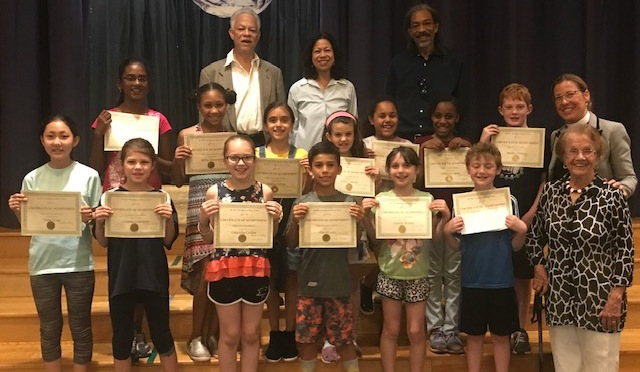 New Rochelle Davis Students commit to making a difference