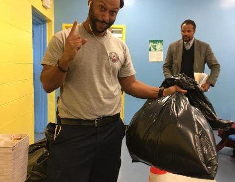 Mt Vernon Williams Students reduce garbage to just one bag